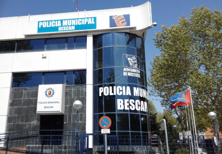 Mostoles City council provides SICE with the maintenance of the equipment managed by the local police from the Integrated Communications Center (ICC)